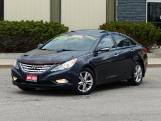 Used 2011 Hyundai Sonata NAVIGATION,BACKUP-CAM,LEATHER,NO-ACCIDENT,CERTIFIE for sale in Mississauga, ON