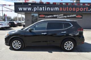 Used 2019 Nissan Rogue SV NO ACCIDENTS!! HEATED SEATS!! BACK UP CAMERA!! BLUETOOTH!! for sale in Saskatoon, SK