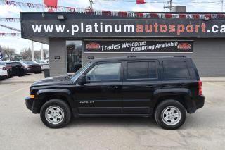 Used 2014 Jeep Patriot Sport/North JUST ARRIVED!! VERY CLEAN UNIT!! for sale in Saskatoon, SK