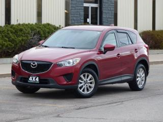 Used 2013 Mazda CX-5 AWD,1-OWNER,NO-ACCIDENTS,CERTIFIED,POWER OPTIONS for sale in Mississauga, ON