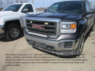 Used 2015 GMC Sierra 1500 for sale in North Bay, ON