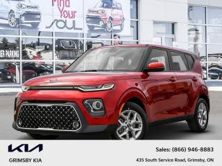 New 2021 Kia Soul EX | Blindspot Detect | Backup Cam | Heat Seat for sale in Grimsby, ON