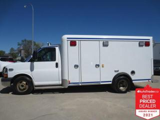Used 2013 Chevrolet Express 3500 3500 159  WB - Ambulance for sale in Winnipeg, MB