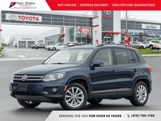 Used 2014 Volkswagen Tiguan 4Motion for sale in Toronto, ON