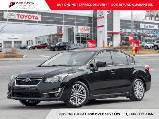 Used 2015 Subaru Impreza for sale in Toronto, ON