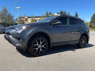 Used 2017 Toyota RAV4 AWD 4dr SE for sale in Surrey, BC