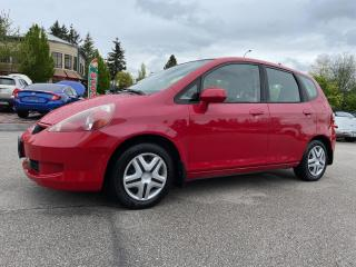 Used 2008 Honda Fit 5dr HB Auto DX for sale in Surrey, BC