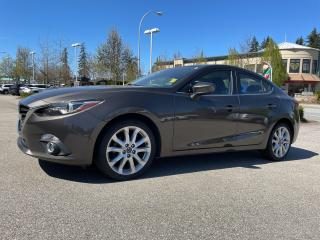 Used 2015 Mazda MAZDA3 4DR SDN AUTO GT for sale in Surrey, BC