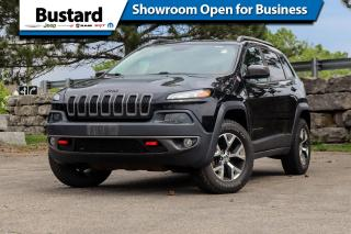 Used 2016 Jeep Cherokee 4WD 4dr Trailhawk | Leather | Navi | V6 | Tow for sale in Waterloo, ON