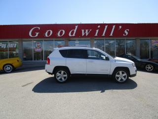 Used 2011 Jeep Compass LIMITED EDITION! LOW MILAGE! for sale in Aylmer, ON
