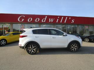 Used 2018 Kia Sportage SX! for sale in Aylmer, ON
