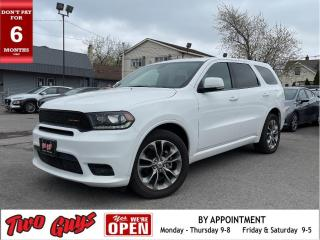 Used 2019 Dodge Durango GT AWD for sale in St Catharines, ON