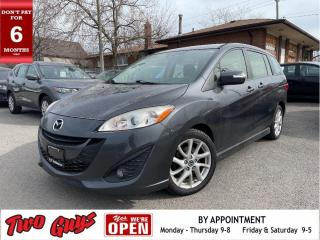 Used 2013 Mazda MAZDA5 4dr Wgn Auto GT for sale in St Catharines, ON