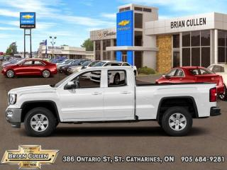 Used 2019 GMC Sierra 1500 Limited 2WD DBL CAB  - Low Mileage for sale in St Catharines, ON