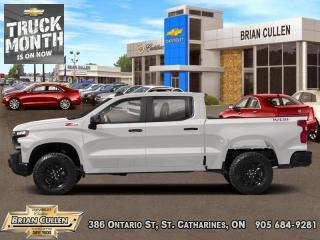 New 2021 Chevrolet Silverado 1500 LT Trail Boss for sale in St Catharines, ON