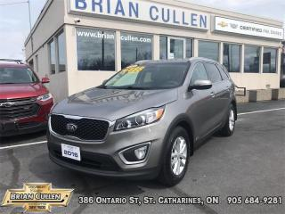 Used 2016 Kia Sorento 2.4 LX for sale in St Catharines, ON