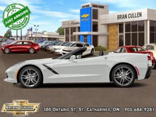 Used 2019 Chevrolet Corvette Stingray 1LT  - Low Mileage for sale in St Catharines, ON