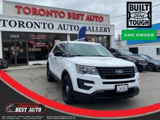 Used 2017 Ford Explorer ONE OWNER|BACKUP CAMERA|POWER SEATS|AWD 4dr for sale in Toronto, ON