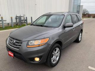 Used 2010 Hyundai Santa Fe AWD 4dr V6 Auto Limited for sale in Mississauga, ON