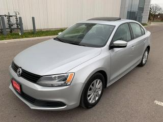 Used 2013 Volkswagen Jetta Sedan 4dr 2.0L Auto Comfortline for sale in Mississauga, ON