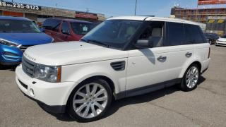 Used 2009 Land Rover Range Rover Sport 4WD 4dr HSE 1 YEAR WARRANTY for sale in Calgary, AB