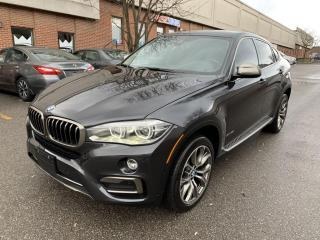 Used 2015 BMW X6 AWD 4DR XDRIVE35I for sale in North York, ON