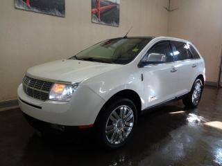 Used 2010 Lincoln MKX AWD LIMITED EDITION 4dr for sale in Edmonton, AB