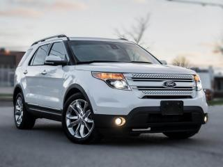 Used 2015 Ford Explorer Limited |NAV |BACK UP |PANOROOF | B.SPOT |ACC|AUTOPARK for sale in North York, ON
