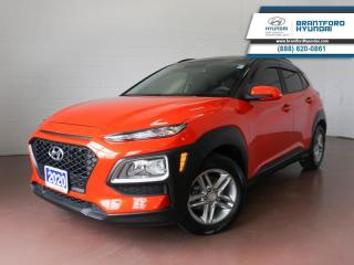 Used 2020 Hyundai KONA 1 OWNER | FULLY SERVICED HERE | APPLE CARPLAY | HTD SEATS for sale in Brantford, ON