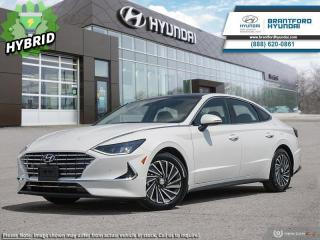 New 2021 Hyundai Sonata Hybrid Ultimate  - $251 B/W for sale in Brantford, ON