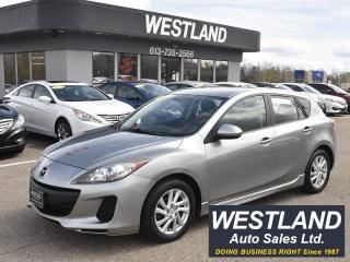 Used 2012 Mazda MAZDA3 Hatchback for sale in Pembroke, ON
