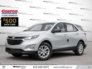 New 2021 Chevrolet Equinox LS for sale in Ottawa, ON