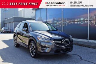 Used 2016 Mazda CX-5 GT - Fully loaded! - Amazing rates from 0.99%! for sale in Vancouver, BC