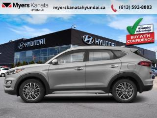 New 2021 Hyundai Tucson 2.4L Luxury AWD  - $254 B/W for sale in Kanata, ON