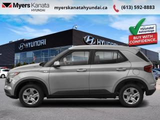 New 2021 Hyundai Venue Essential  - $146 B/W for sale in Kanata, ON