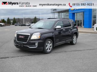 Used 2016 GMC Terrain SLE  -  Bluetooth for sale in Kanata, ON