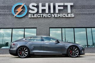 Used 2015 Tesla Model S P85D AUTOPILOT, FULLY LOADED, REAR RECARO SEATS! for sale in Oakville, ON