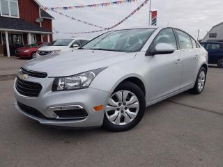 Used 2015 Chevrolet Cruze 1LT Auto for sale in Dunnville, ON