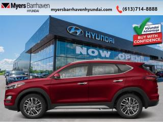 New 2021 Hyundai Tucson 2.4L Luxury AWD  - Leather Seats - $225 B/W for sale in Nepean, ON