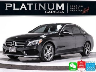 Used 2015 Mercedes-Benz C-Class C300 4MATIC,NAV,PANO,CAM,HEATED SEATS,BLIND SPOT for sale in Toronto, ON
