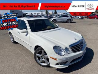 Used 2009 Mercedes-Benz E-Class 4DR SDN 3.5L 4mat for sale in High River, AB