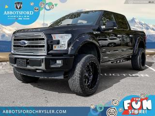 Used 2017 Ford F-150 C/C 4WD  - $452 B/W for sale in Abbotsford, BC