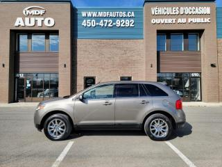 Used 2014 Ford Edge Limited 4 portes, traction intégrale for sale in St-Eustache, QC