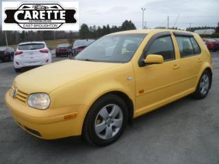Used 2007 Volkswagen Golf for sale in East broughton, QC