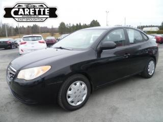 Used 2007 Hyundai Elantra for sale in East broughton, QC
