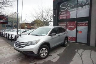 Used 2014 Honda CR-V ECO MODE, BLUETOOTH, SIEGE CHAUFFANT for sale in Laval, QC