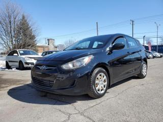Used 2013 Hyundai Accent *A/C*SIÈGES CH*CRUISE* 41$/SEM for sale in St-Jérôme, QC