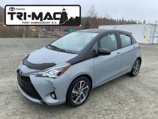 Used 2019 Toyota Yaris Hatchback for sale in Port Hawkesbury, NS