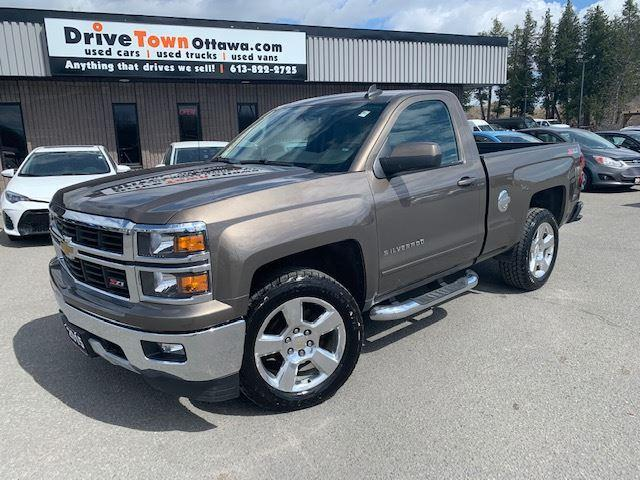 2015 Chevrolet Silverado 1500 LT REGULAR CAB 4X4 Z71  **SHORT BOX**