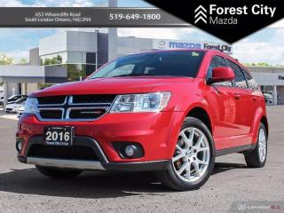 Used 2016 Dodge Journey Limited for sale in London, ON
